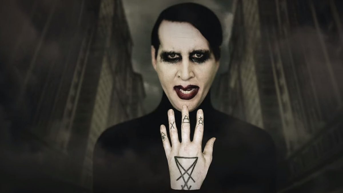 Marilyn Manson estrena sencillo 'Don't Chase The Dead'