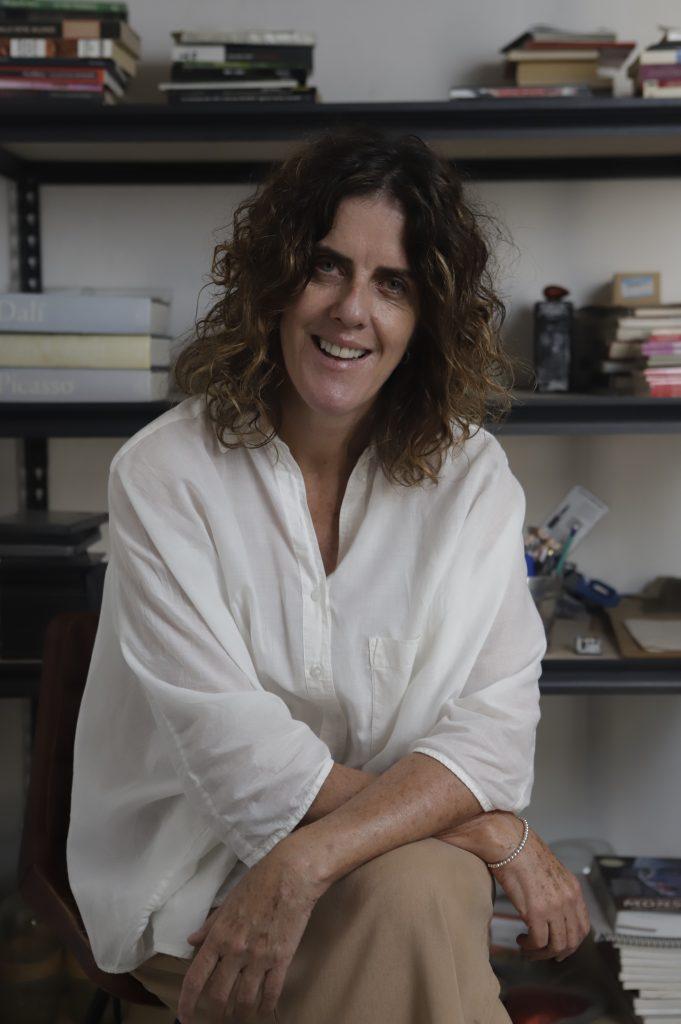 Isa González Bretón. Fotos: Daniela Portillo