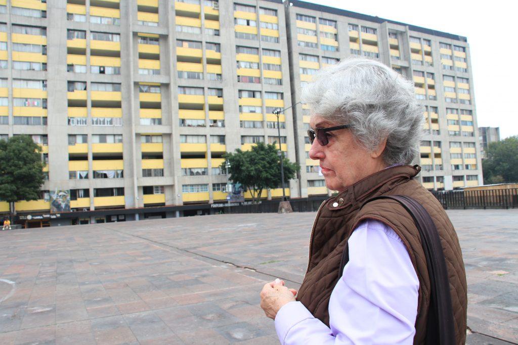 """""""MUCHOS AÑOS NO NOS PERMITIERON EXPRESAR NADA DEL MOVIMIENTO DEL 68"""
