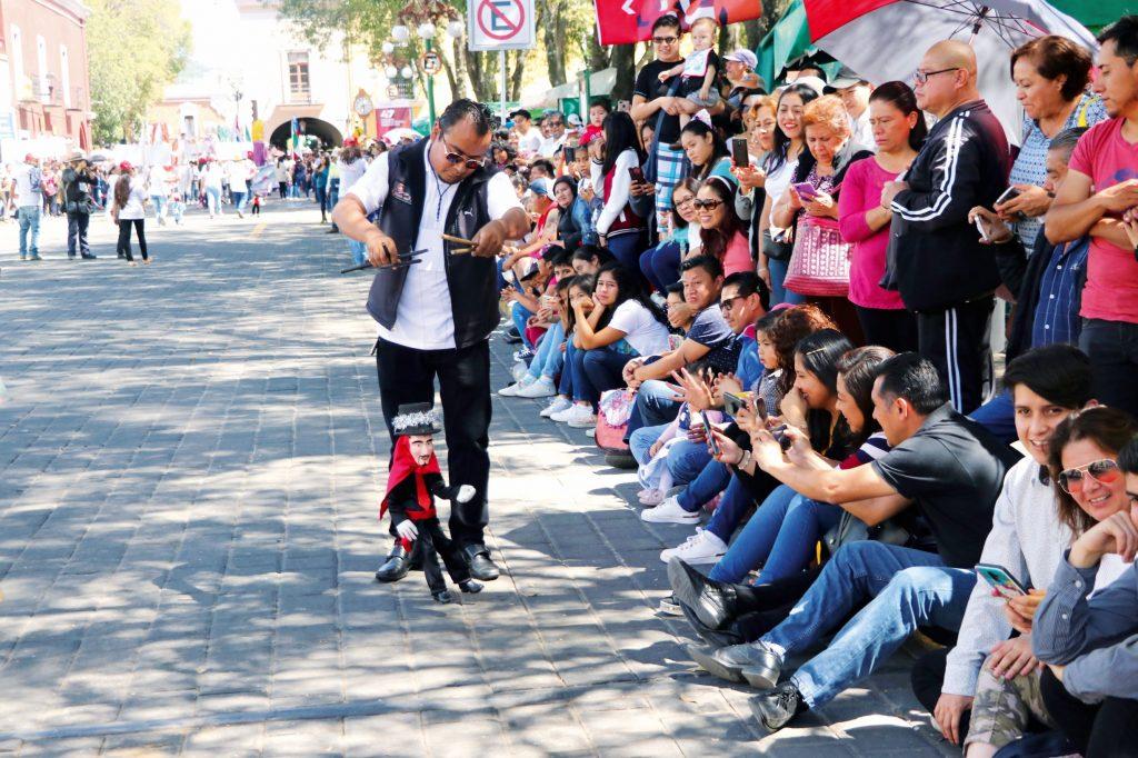 """EL FESTIVAL INTERNACIONAL DE TÍTERES """"ROSETE ARANDA"""", CONQUISTARÁ LAS REDES SOCIALES. FOTOS: ABRAHAM CABALLERO/ ARCHIVO"""
