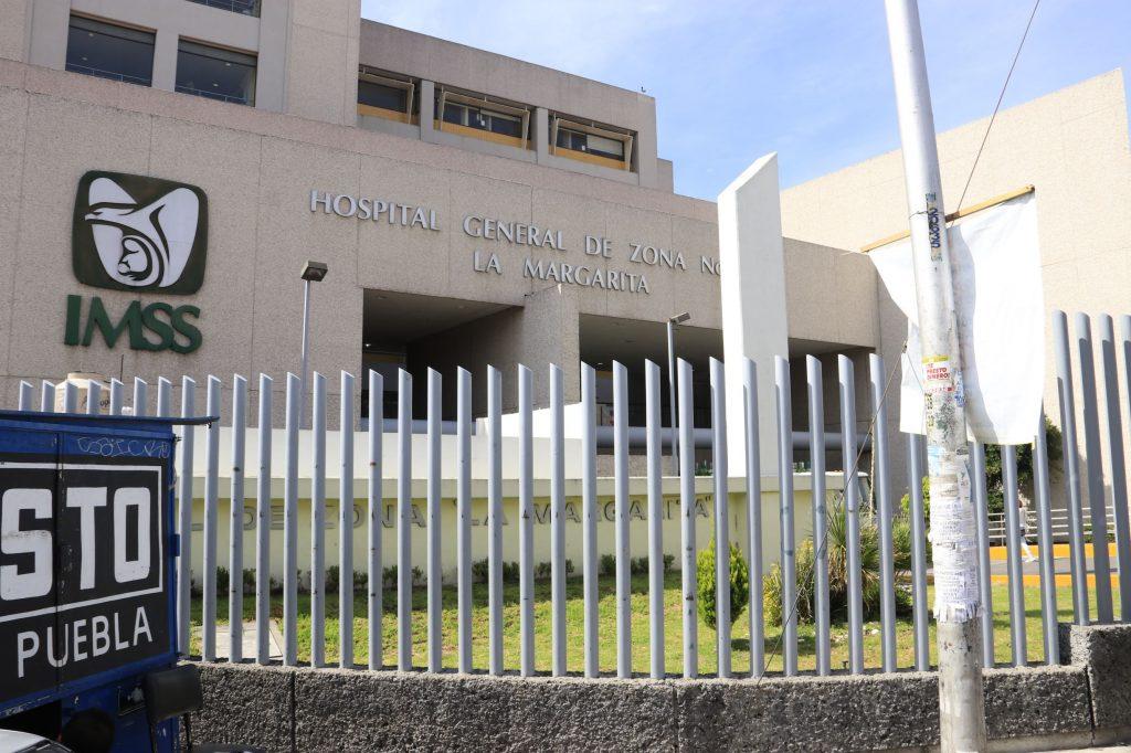Hospital General de Zona No.20 La Margarita IMSS. Fotos: Especiales