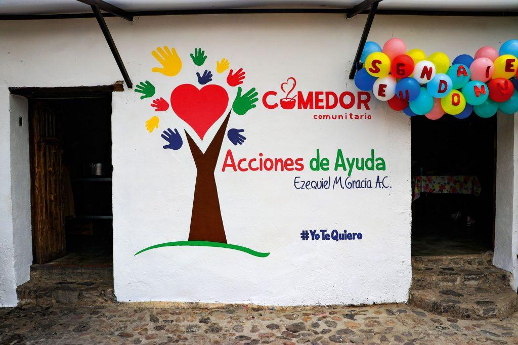 La fundación, realiza acciones de ayuda. FOTOS: ABRAHAM CABALLERO/ ROSTROS