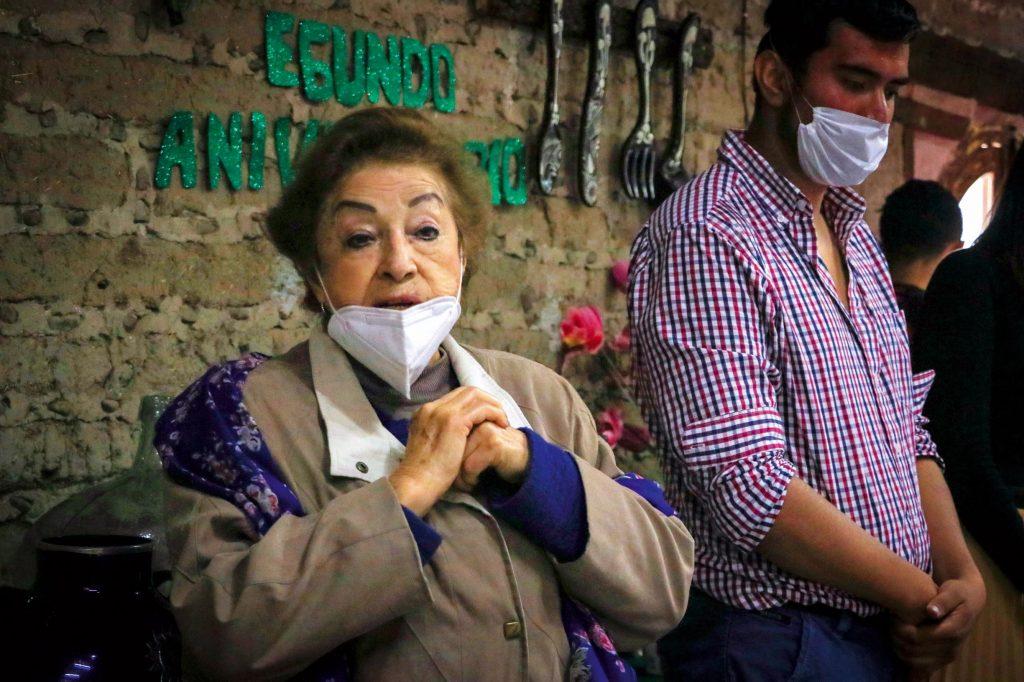 Alma Inés García Torres. FOTOS: ABRAHAM CABALLERO/ ROSTROS