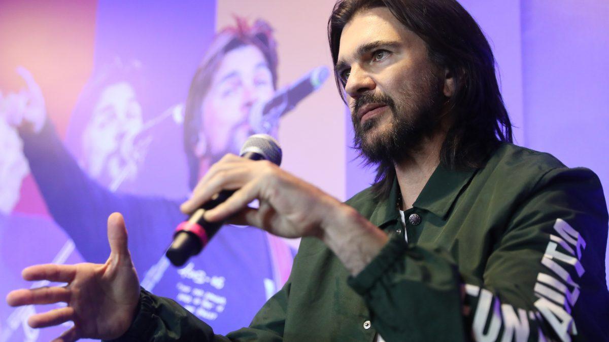 Juanes actuará en el homenaje de los latinos de la CBS