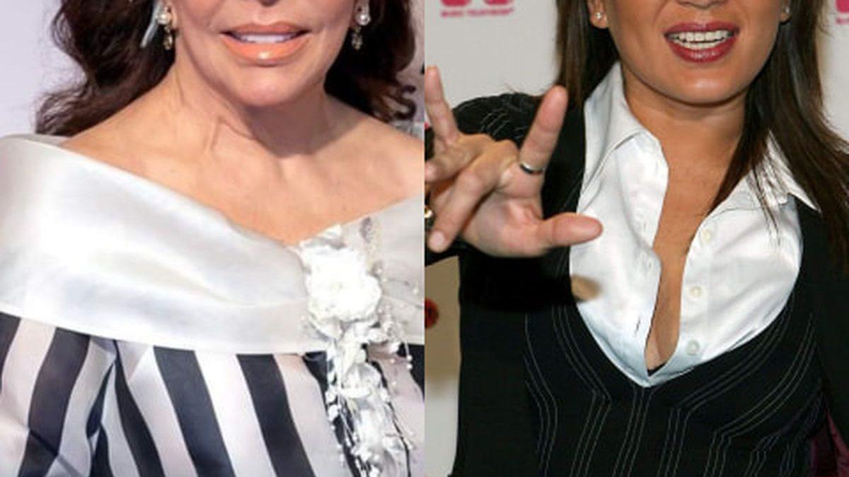 Yolanda Andrade le mandó mensaje a Verónica Castro en su cumpleaños