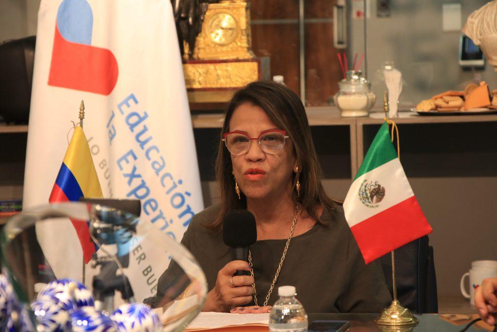 Pilar Gaviria Cardona. Fotos: Antonio Aparicio