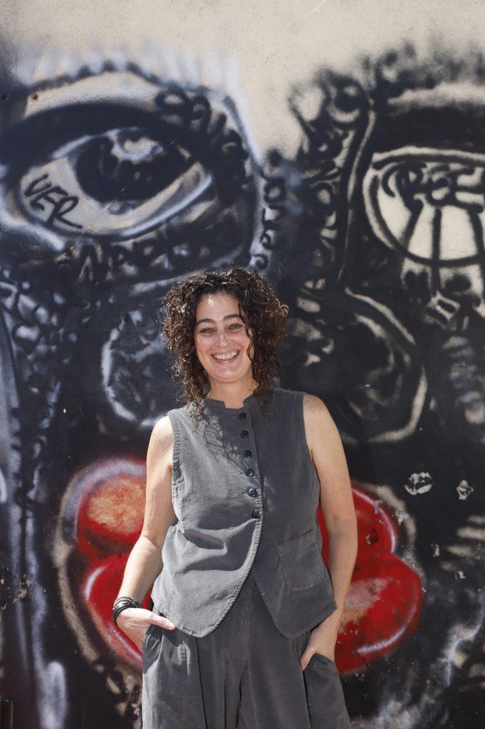 """""""El lienzo como ventana hacia diferentes formas de mirar"""". Fotos: Imelda Medina"""
