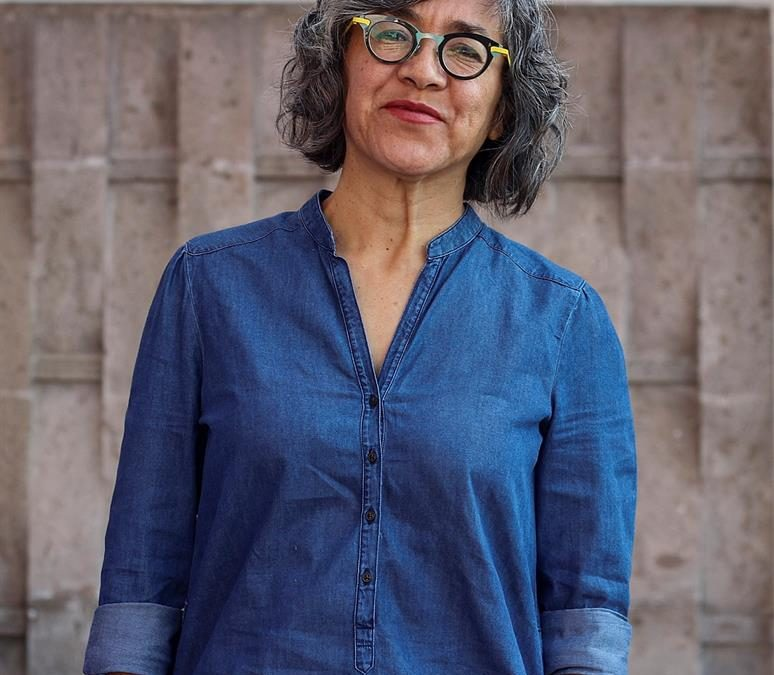 """Rivera Garza asegura sobre su última novela que """"escribe para saber"""""""