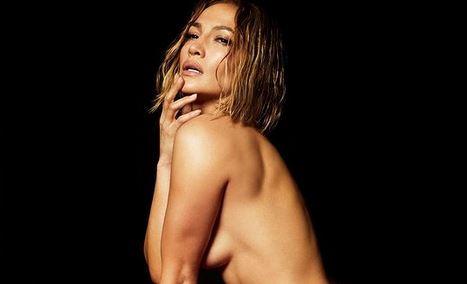 Jennifer López se desnuda para lanzar nueva canción