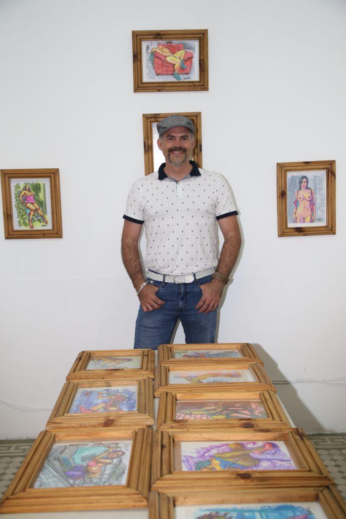Michel Ángelo Stefanoni. Fotos: Antonio Aparicio