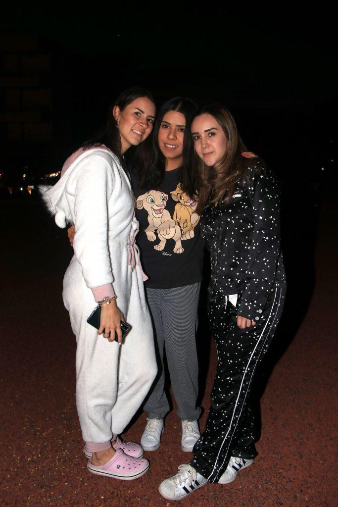 Mónica de la Concha, Ana María Hernández y Mariana Goyti. Fotos: Antonio Aparicio