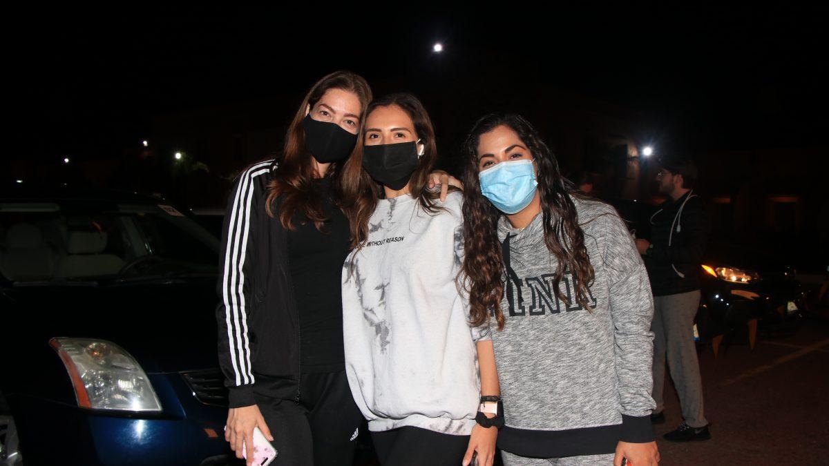 Mauxi's Movie Pj's Party