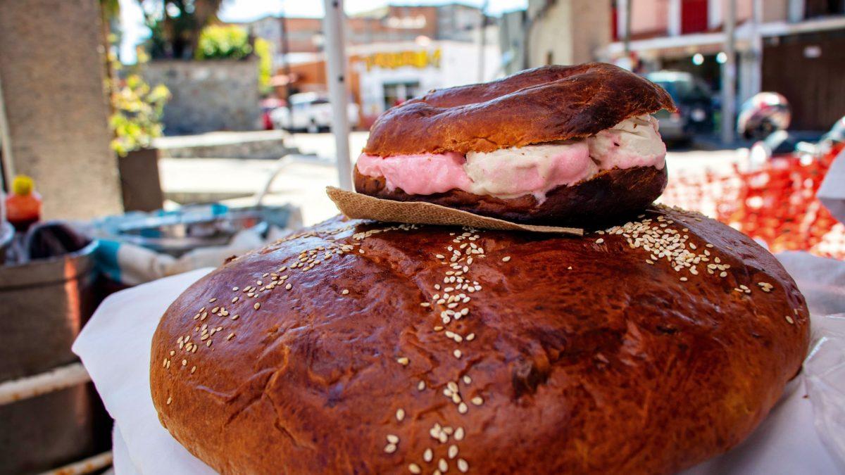 Pan con helado: Patrimonio cultural