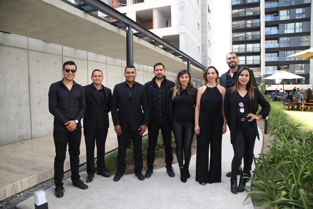 Especialistas en ventas de Punto Horizonte. Fotos: Antonio Aparicio