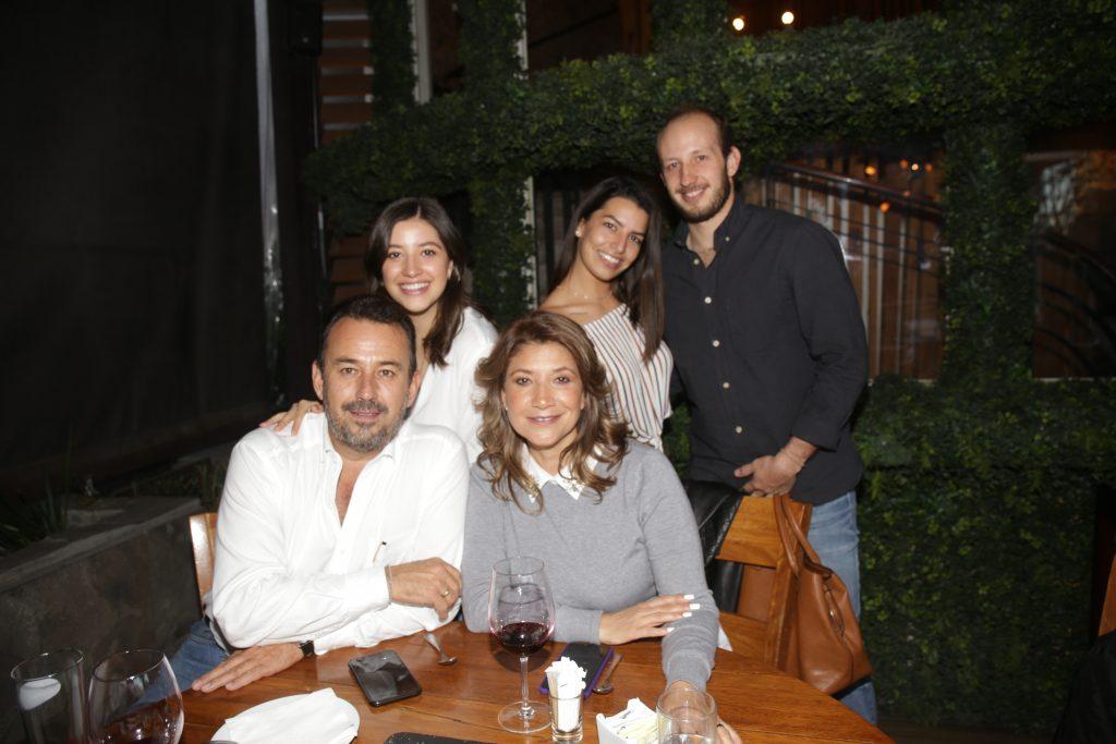 Familia Landero. Fotos: Daniela Portillo / Antonio Aparicio