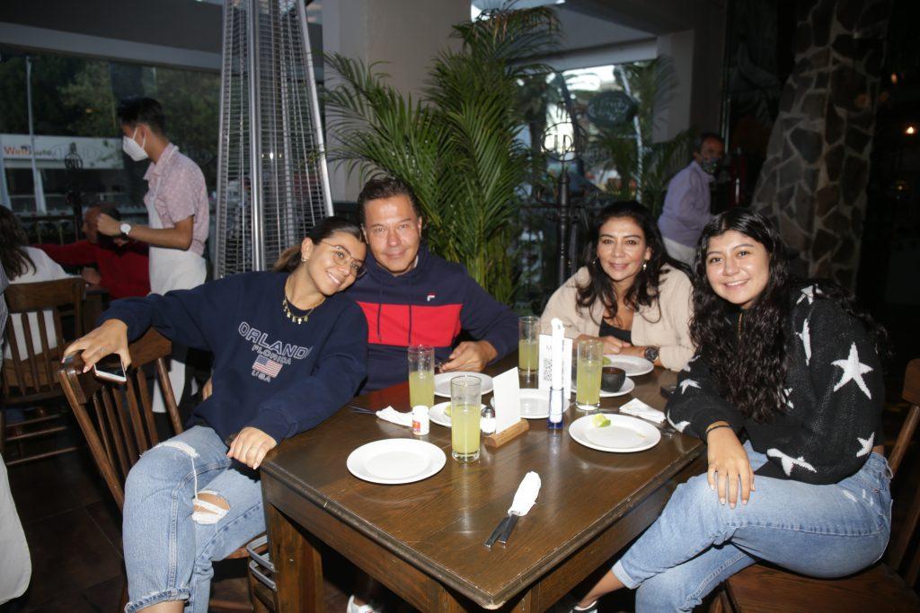 Familia Villaverde. Fotos: Daniela Portillo / Antonio Aparicio