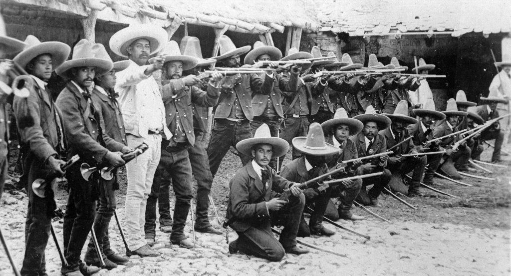 110 años del aniversario de la revolución mexicana. Fotos: Especiales