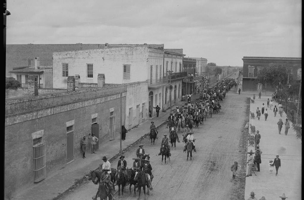 110 aniversario de la revolución mexicana en Puebla