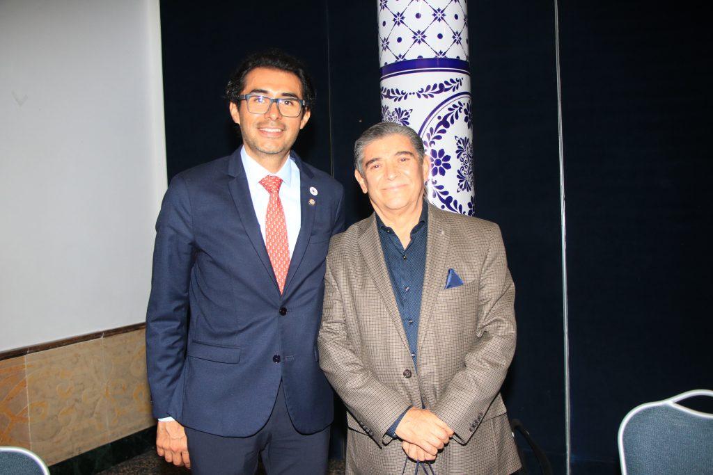 Roberto Ochoa y José Luis Ramírez. Fotos: Antonio Aparicio