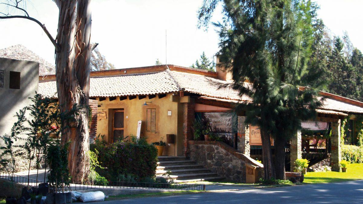Una ciudad medieval en Tlaxcala