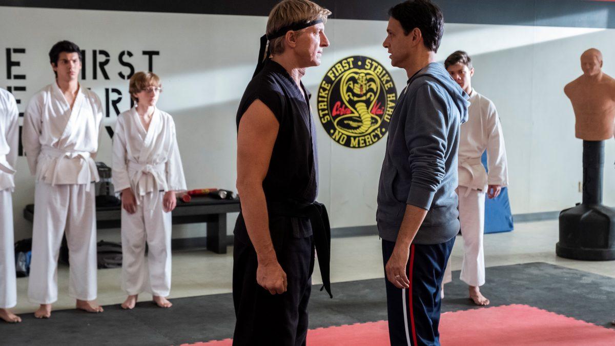 """""""Cobra Kai"""" la renovada y sorprendente pasión por """"The Karate Kid"""""""