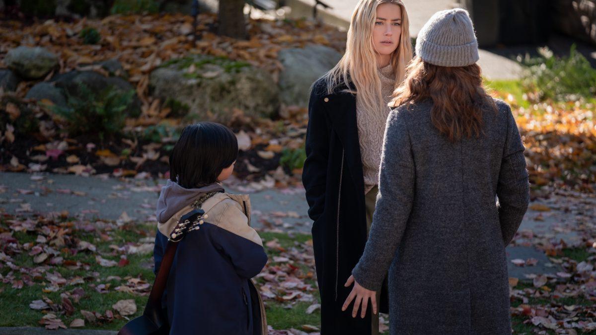 "Amber Heard: Es un momento irónico pero inmejorable para estrenar ""The Stand"""