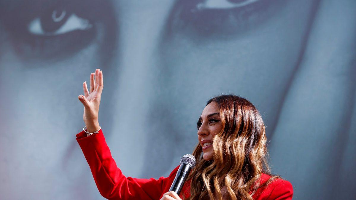 "Mónica Naranjo vuelve a ""Minage"" 20 años después"