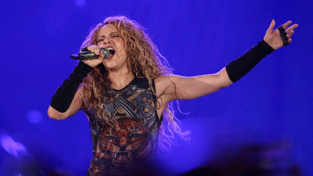 Shakira se suma a artistas que venden su catálogo musical