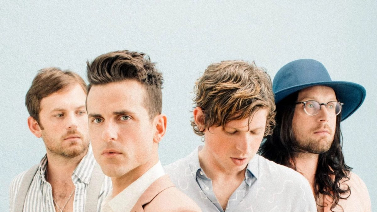 Kings of Leon revela material de su nuevo disco