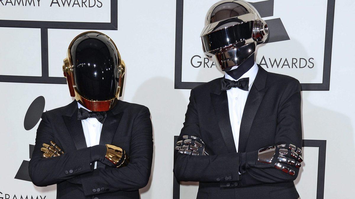 El dúo de música electrónica Daft Punk se separa tras 28 años