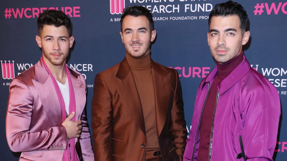Llegó el final del regreso de los Jonas Brothers