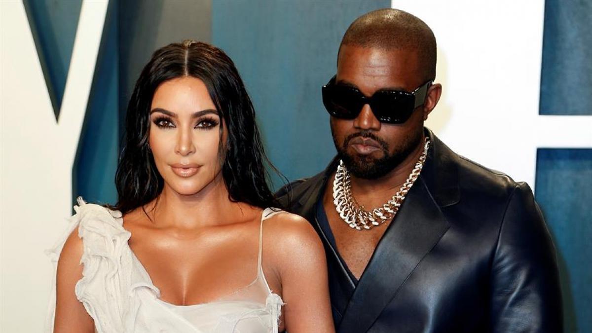 Kim Kardashian solicitó el divorcio a Kanye West