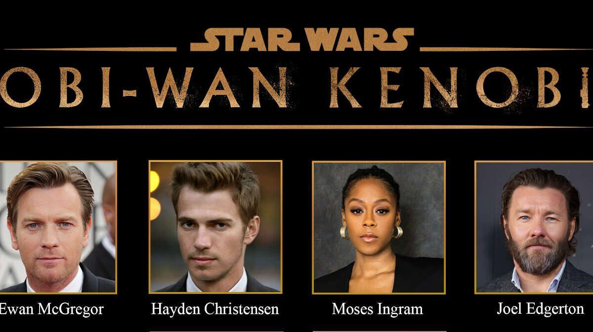 Anuncian el reparto completo de la nueva serie de 'Star Wars'