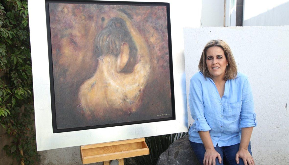 Rocío De Unanue Bonet una excelente artista visual
