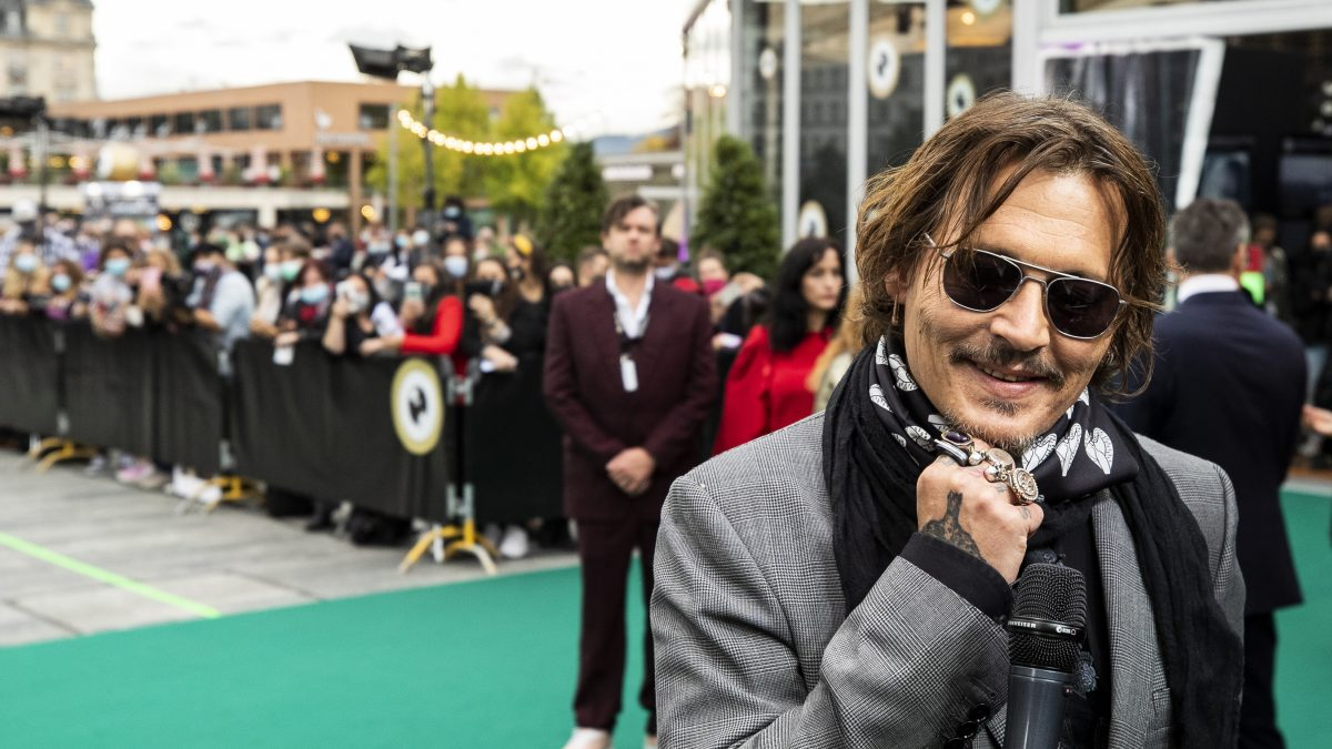 Johnny Depp e Isabelle Huppert visitarán presencialmente el BCN Film Fest