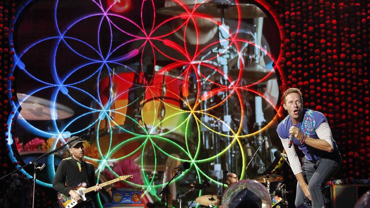 """Coldplay lanza """"Higher Power"""", producido por Max Martin"""