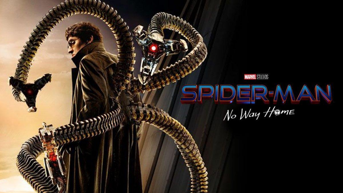 """Regresa Doctor Octopus en """"Spiderman: No Way Home"""""""