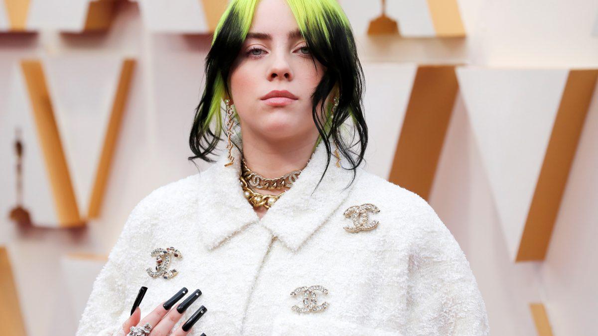 "Billie Eilish anuncia su segundo disco: ""Happier Than Ever"""