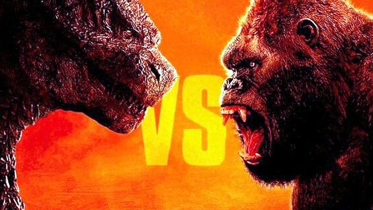 """""""Godzilla vs. Kong"""" resucita el cine en EE.UU"""