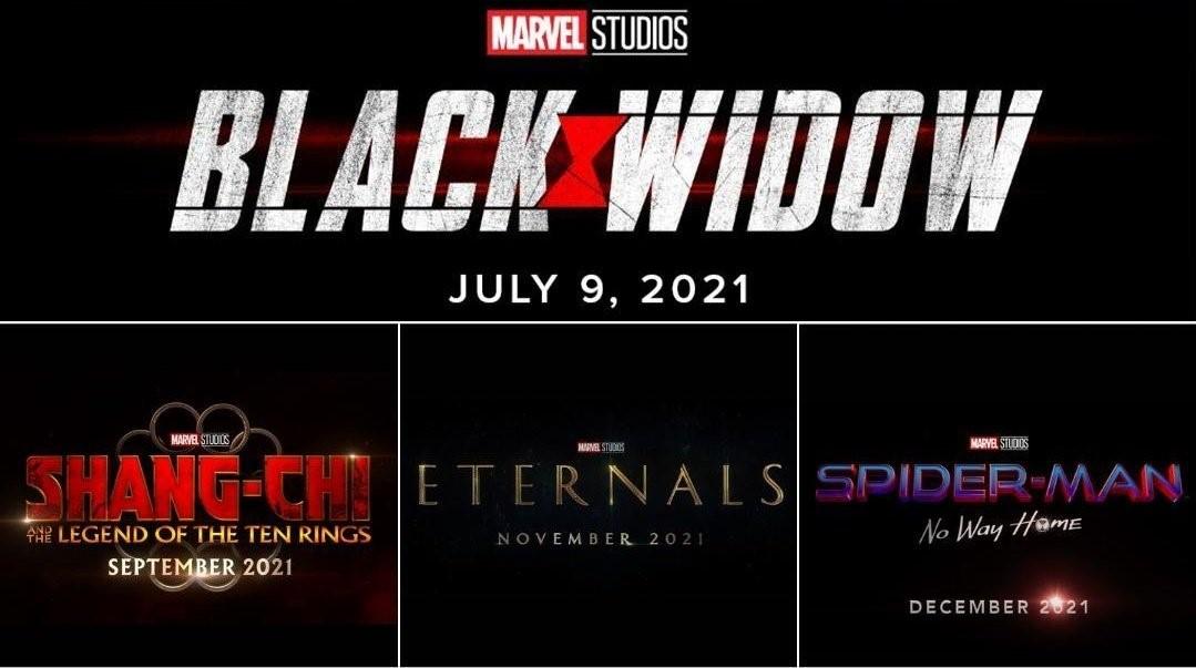 Marvel Studios revela algunos estrenos de películas