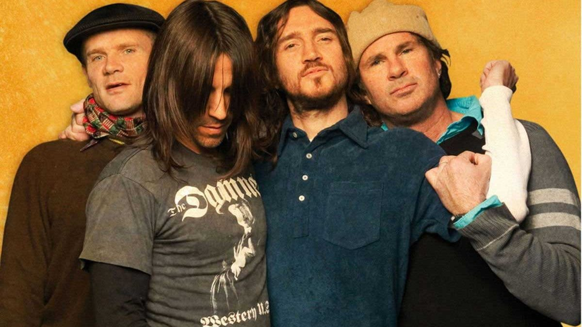 Red Hot Chili Peppers vende su catálogo por 140 millones de dólares