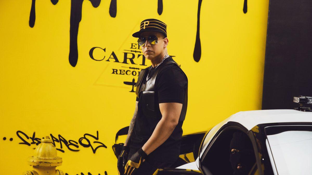 Daddy Yankee vuelve a la cima del Latin Airplay del Billboard
