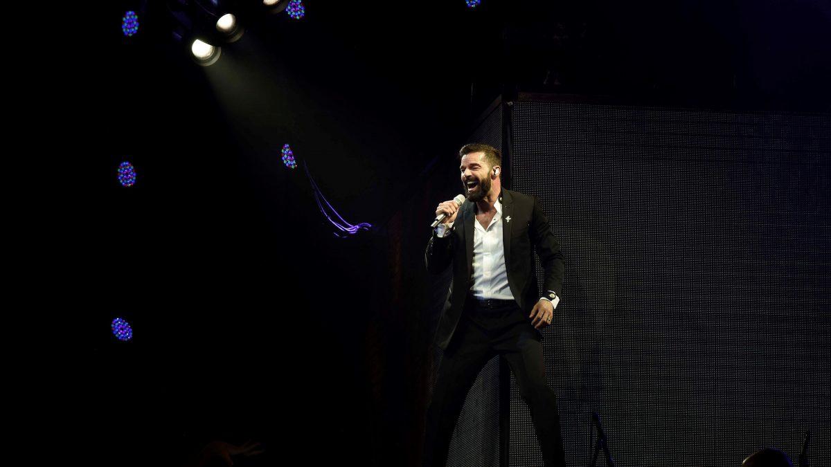 Ricky Martin, aún marcado por la pregunta sobre su sexualidad