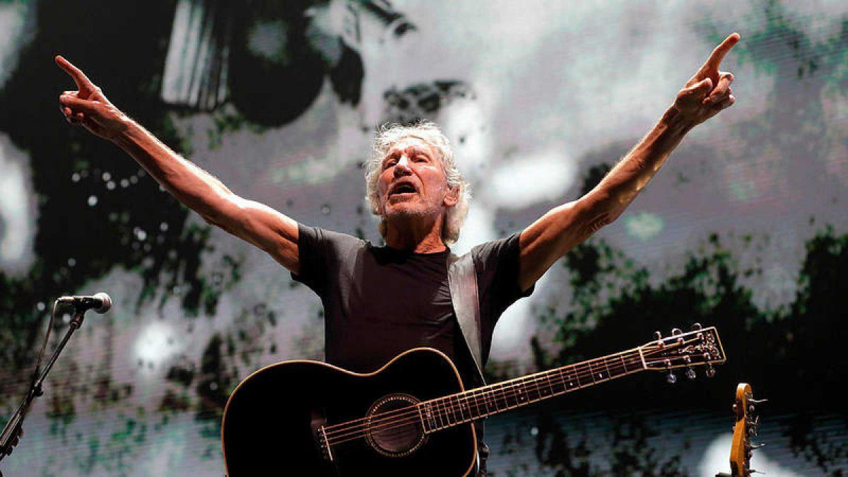 """Roger Waters, el legendario bajista, regresará a México con """"This Is Not A Drill Tour"""" el próximo año."""