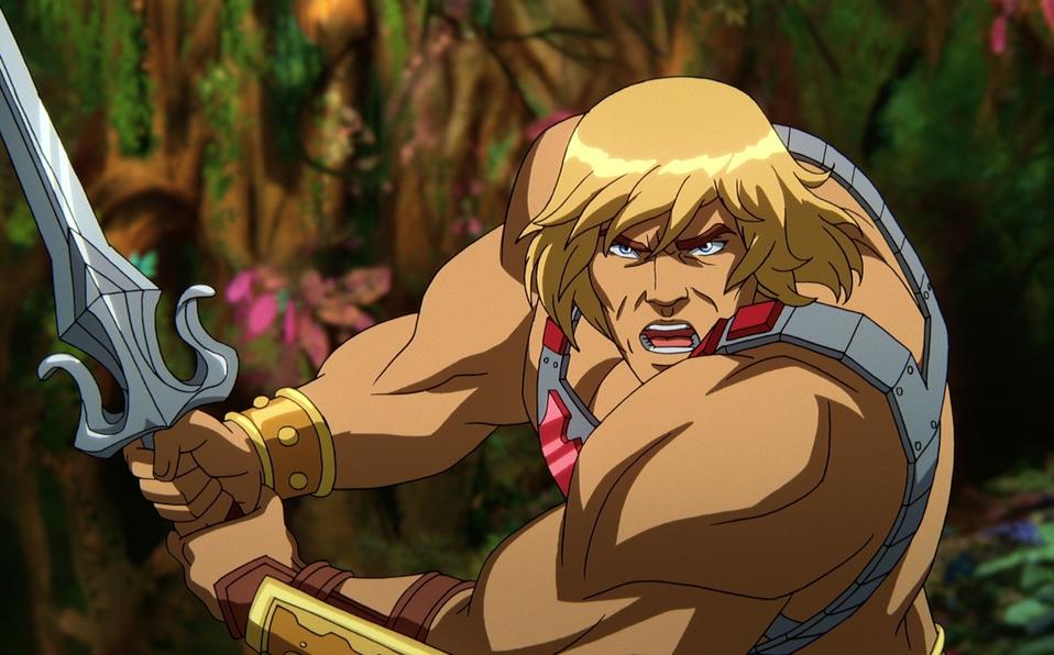 'Masters del Universo: Revelación': Netflix recupera al mítico He-Man