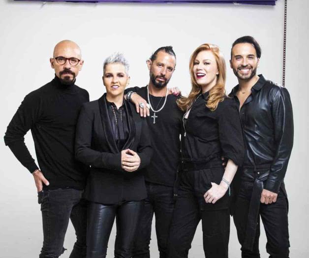 El grupo Kabah celebra 29 años de carrera musical