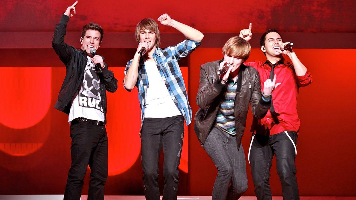 Big Time Rush anuncia su regreso para diciembre