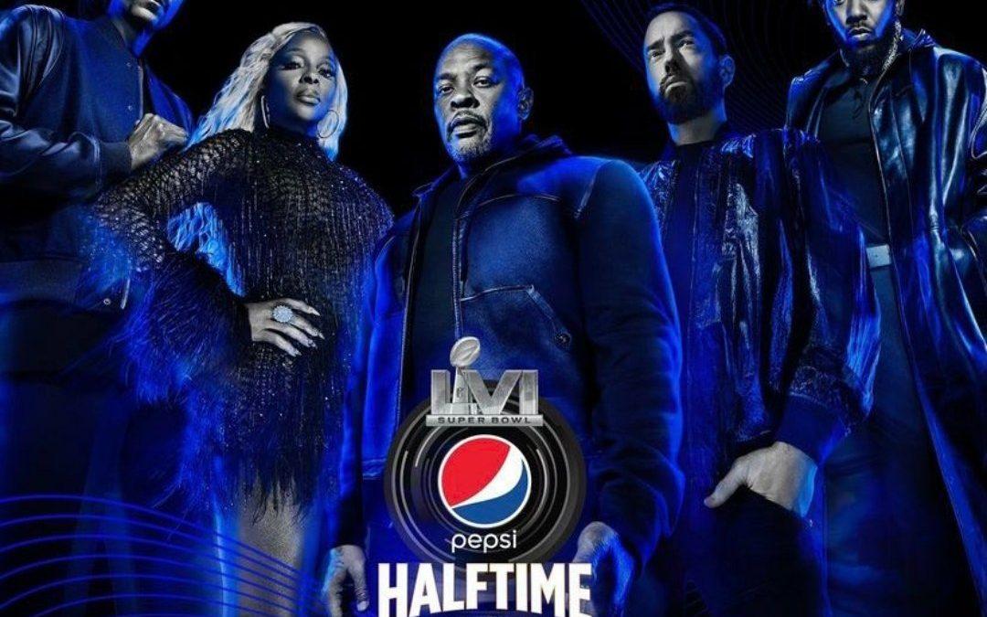 NFL con sabor a hip-hop para el medio tiempo del Super Bowl