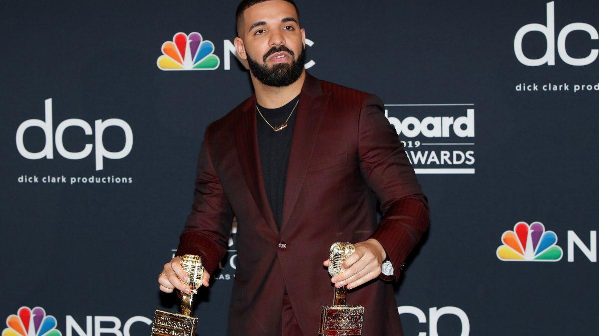 Drake iguala con su último disco un récord de los Beatles