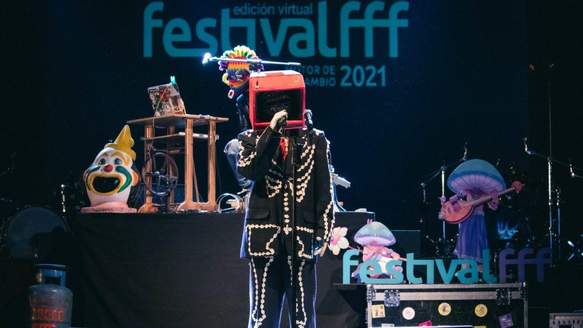 """""""El Festivalfff"""" vanguardista de Ecuador junta a bandas de Brasil y Chile"""